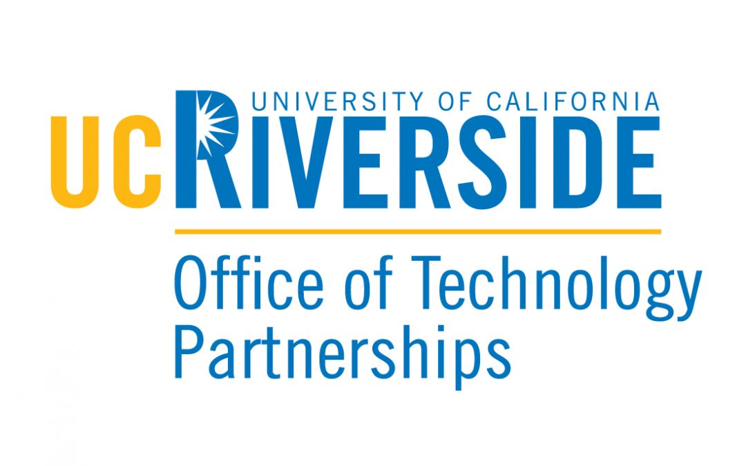 Featured in: UCR | Office of Technology Partnerships
